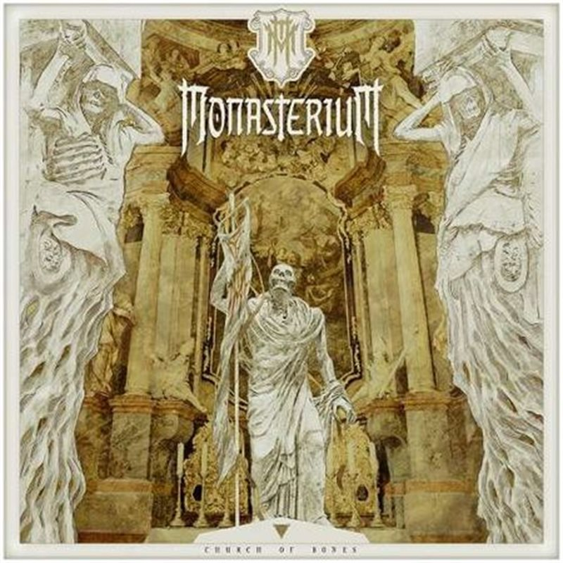 MONASTERIUM – Church Of Bones
