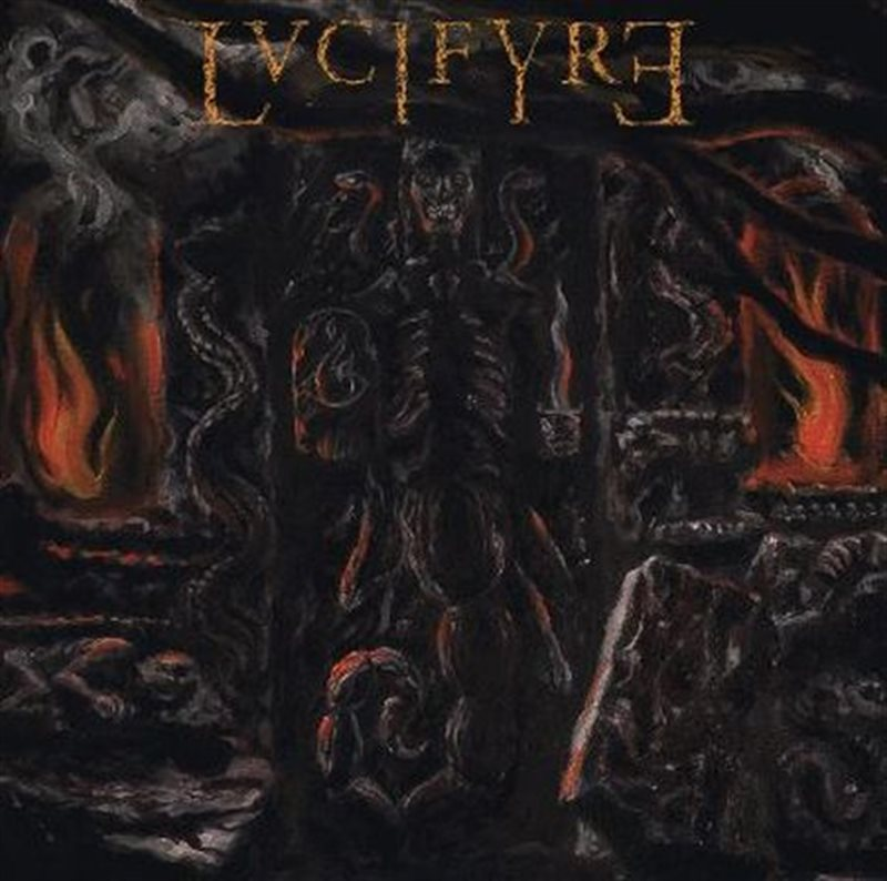 LVCIFYRE – Sacrament
