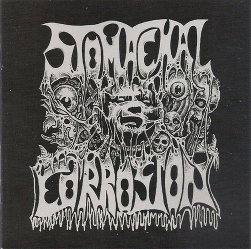 STOMACHAL CORROSION – s/t