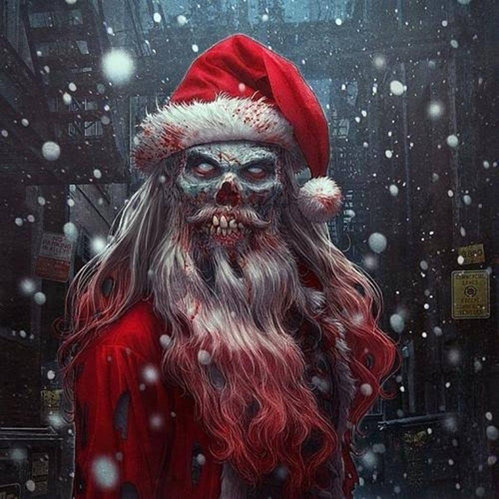 GRIM CHRISTMAS