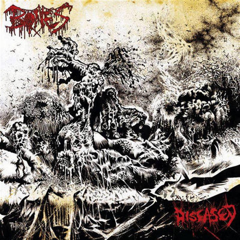 BONES – Diseased