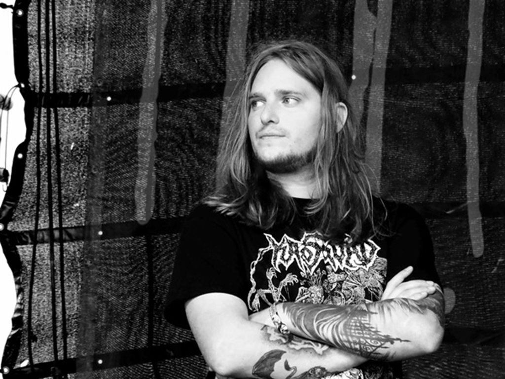 Marek Drahota (SN�, Kreas Promotion, festival Eternal Noise Misery)