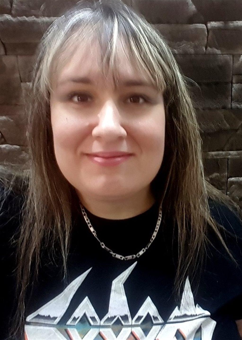 Adela Melová (Forensick Music, šéfredaktorka webu Metalirium)