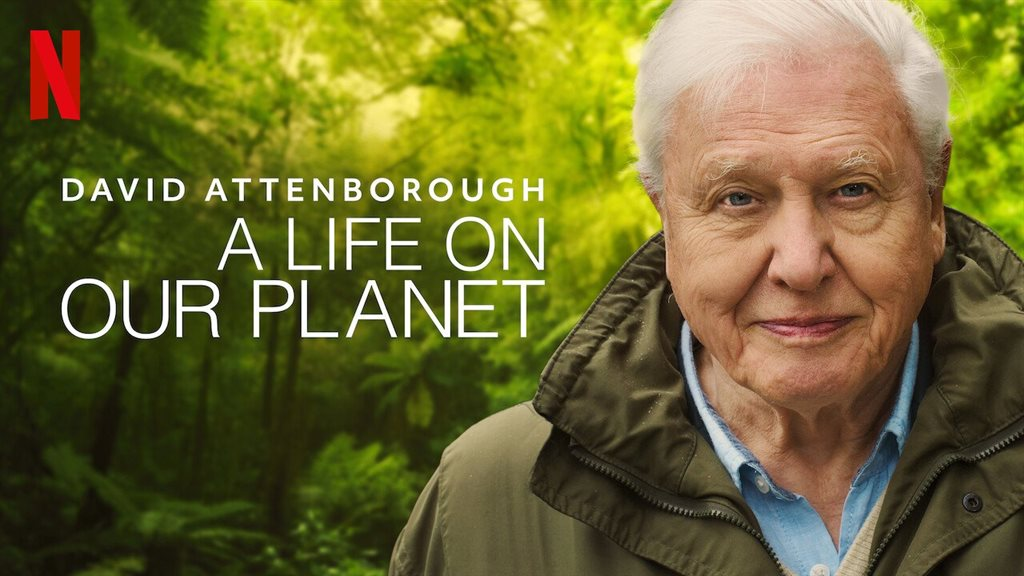 DAVID ATTENBOROUGH: ŽIVOT NA NAŠÍ PLANETÌ