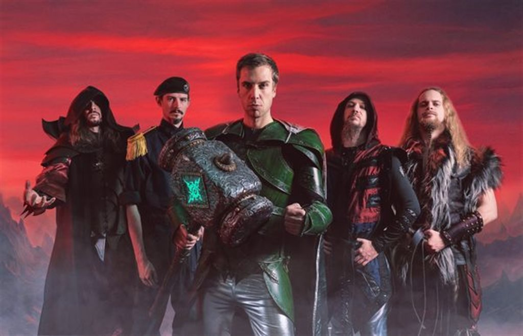 GLORYHAMMER - Legends From Beyond The Galactic Terrorvortex