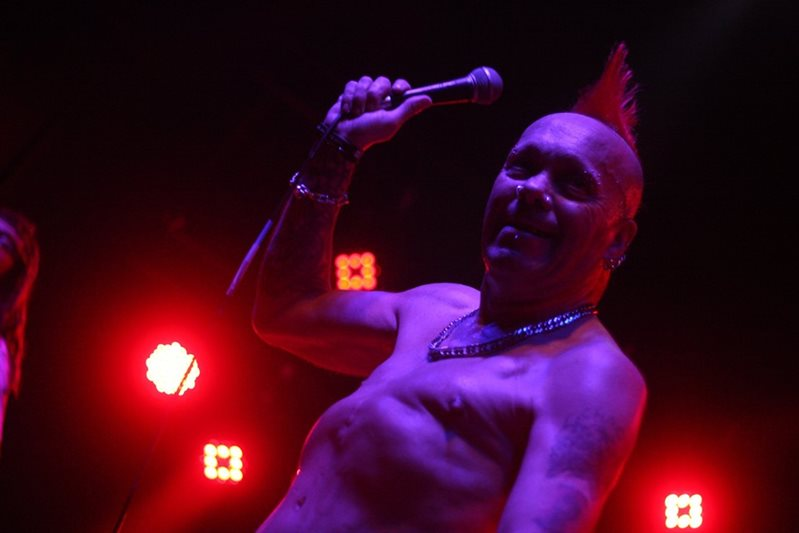 DRAIN DOWN, MAID OF ACE, THE EXPLOITED - 1. 11. 2019, Košice, Collosseum