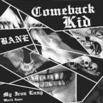 COMABACK KID, BANE, MY IRON LUNG, WORLD EATER - Ryzí hardcorová energie