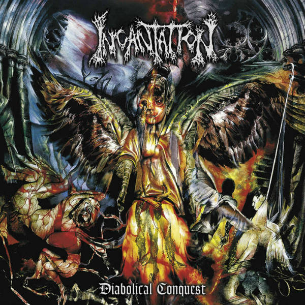 INCANTATION - Diabolical Conquest