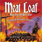 MEAT LOAF - Bat Out of Hell Live