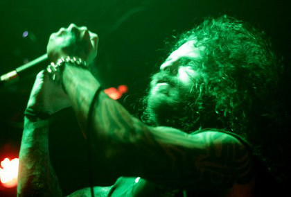HOUR OF PENANCE, BEHEADED, CHRIST AGONY, DISCONSOLATE - Košice, Collosseum - 11. marca 2015