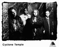 CYCLONE TEMPLE - I Hate Therefore I Am