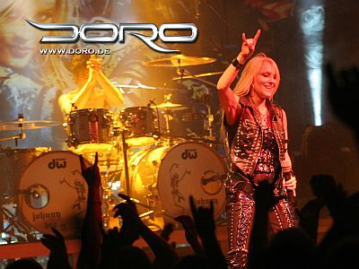 DORO – 25 Years In Rock - Düsseldorf, Iss Dome - 13. decembra 2008
