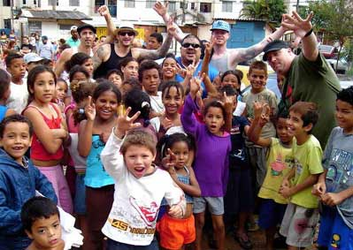 MADBALL v Brazílií