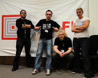 ČAD v Headbanger_FM