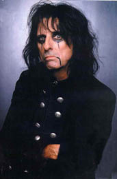 ALICE COOPER - Along Came A Spider