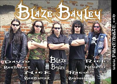 BLAZE BAYLEY - Alive In Poland