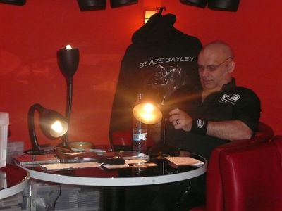 BLAZE BAYLEY
