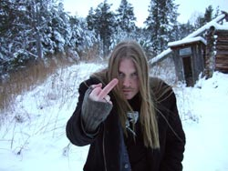 DARKTHRONE - Too Old, Too Cold