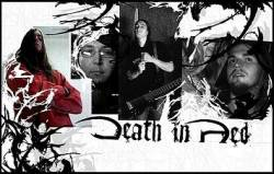 DEATH IN RED - Death In Red
