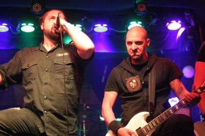 NILE, SUFFOCATION, EMBRYO - 27.9.2015, Košice, Collosseum