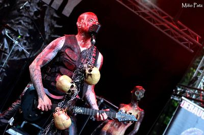 GOTHOOM OPEN AIR FEST 2015 - 29.7. – 1.8. 2015, Ostrý Grúò
