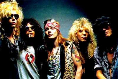 GUNS N&#180;ROSES 1988