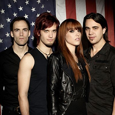 HALESTORM - The Strange Case Of …