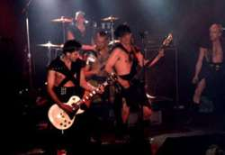 IN EXTREMO live 2001