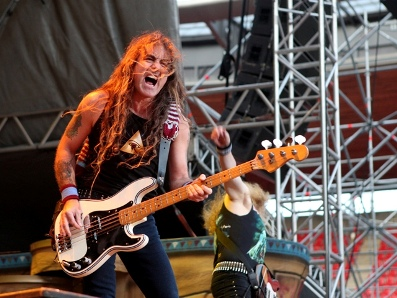 IRON MAIDEN - Topfest 2013