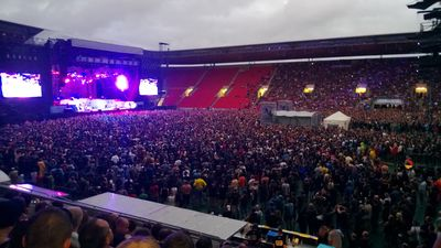 IRON MAIDEN - Praha, Synot Tip Aréna - 29. července 2013 ...