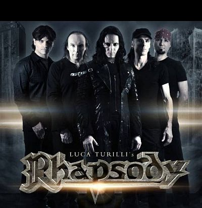 LUCA TURILLI&#180;S RHAPSODY