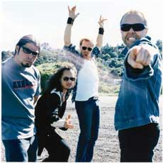 METALLICA 2003