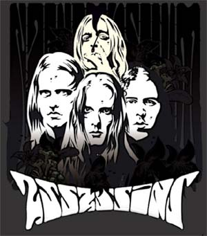 NACHTMYSTIUM - Assassins - Black Meddle Part I