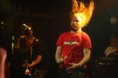 NAPALM DEATH, HYPNOS, BRUTALLY DECEASED, ÈAD - Košice, Collosseum - 25. marca 2012