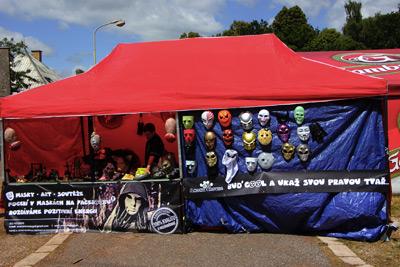 Masky na prodej