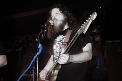 RED FANG, HOMBRE MALO, REST IN HASTE - Praha, Matrix - 29. èervence 2012