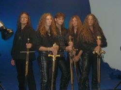 RHAPSODY OF FIRE - Triumph Or Agony