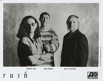 RUSH - Counterparts