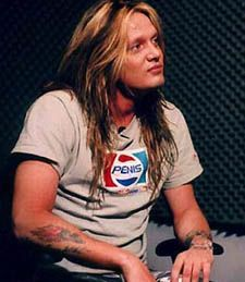SEBASTIAN BACH - Angel Down