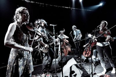 THEE SILVER MT. ZION MEMORIAL ORCHESTRA & TRA-LA-LA BAND - 13 Blues For Thirteen Moons