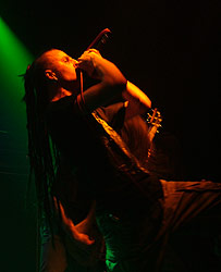 HATE ETERNAL, SPAWN OF POSSESSION, SHADOWS LAND - Praha, Black Pes - 24. kvìtna 2006