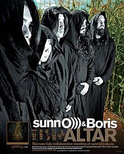 SUNN O))) / BORIS