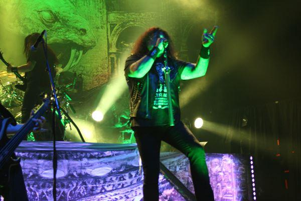 TESTAMENT, ANNIHILATOR, DEATH ANGEL - Brno, Sono - 19. listopadu 2017