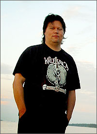 TIMO TOLKKI - Saana - Warrior Of Light Pt.1 : Journey To Crystal Island