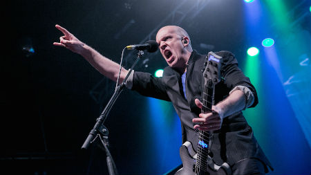 DEVIN TOWNSEND, LEPROUS, BETWEEN THE BURIED AND ME - ... len ten spev vám tam chýbal!