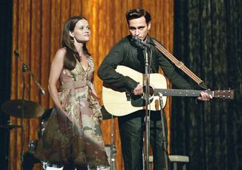 WALK THE LINE - Love is a burning thing...